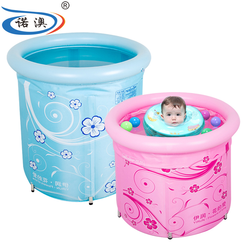 Snow australia baby pool alloy stent infants and young children large baby pool thicker insulation barrel
