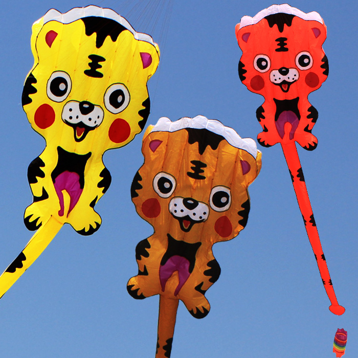 Software weifang kite kite kite kite kite cartoon images of small tiger super clear thehigh good fly free shipping