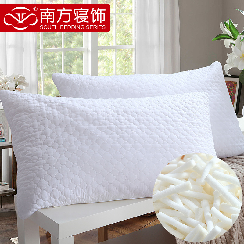 South sleep decorated with pressure relief massage pillow cervical pillow neck pillow latex latex pillow pillow new bona