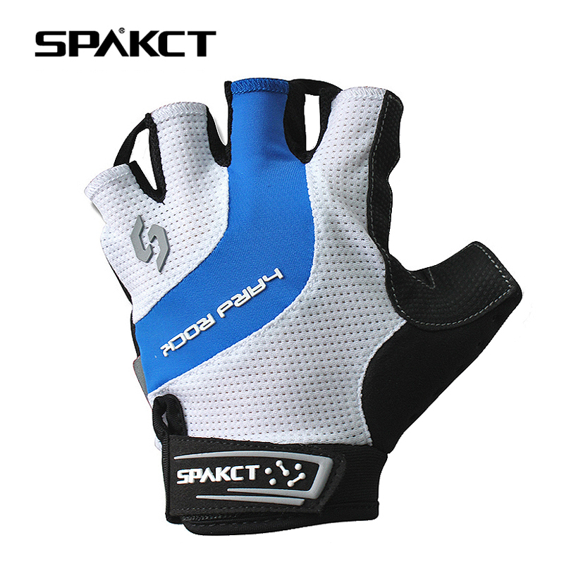 Spakct sipa off summer male bike riding gloves half finger cycling short finger female mountain bike equipment lava