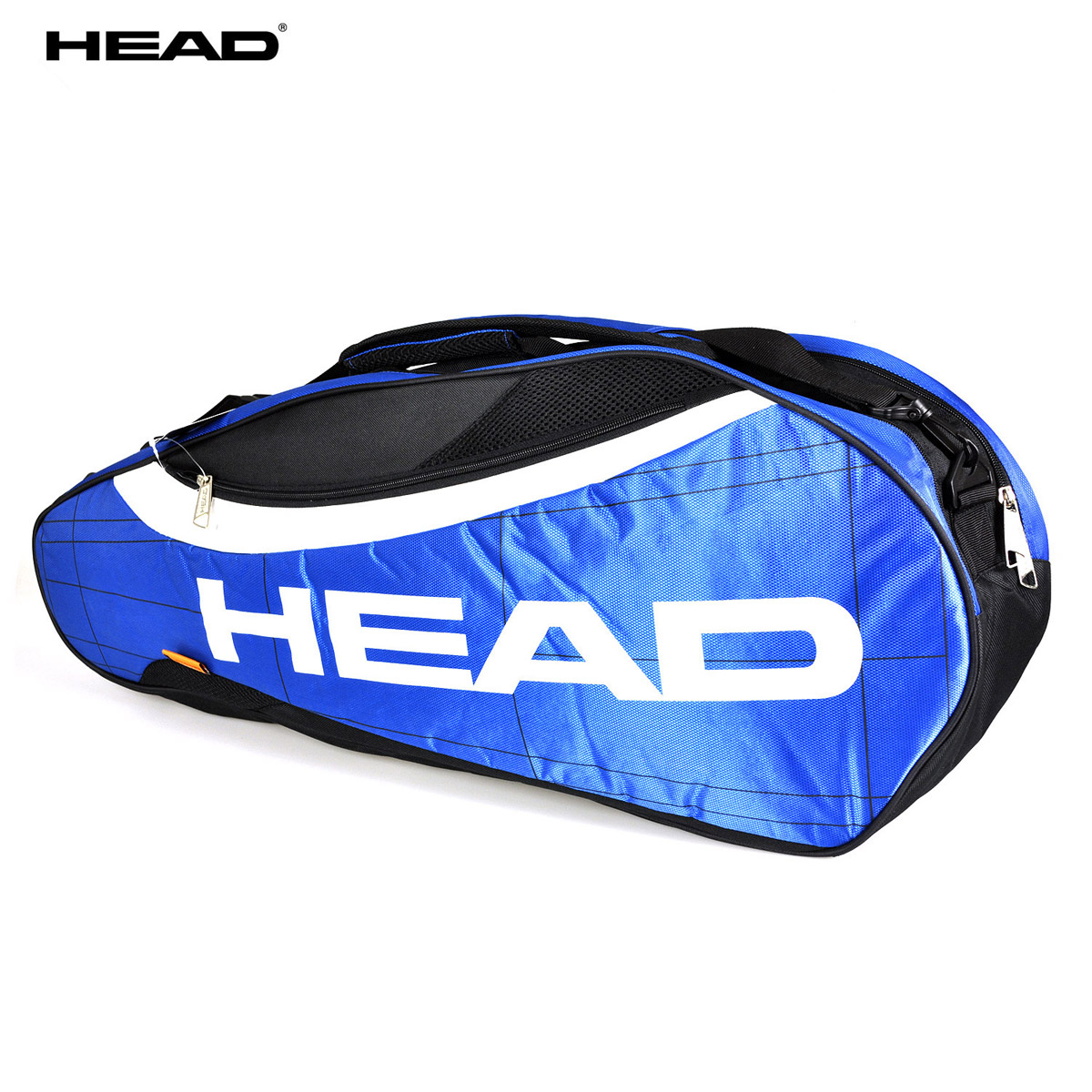 Special offer free shipping [head/hyde] genuine six loaded single shoulder backpack badminton racket bag multifunction bag