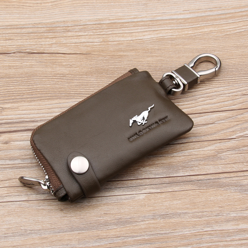 Get Quotations  C B Special Sets Of Car Keys Ford Mustang Mustang Gt Sporty Leather Key Fob Remote Control Protective