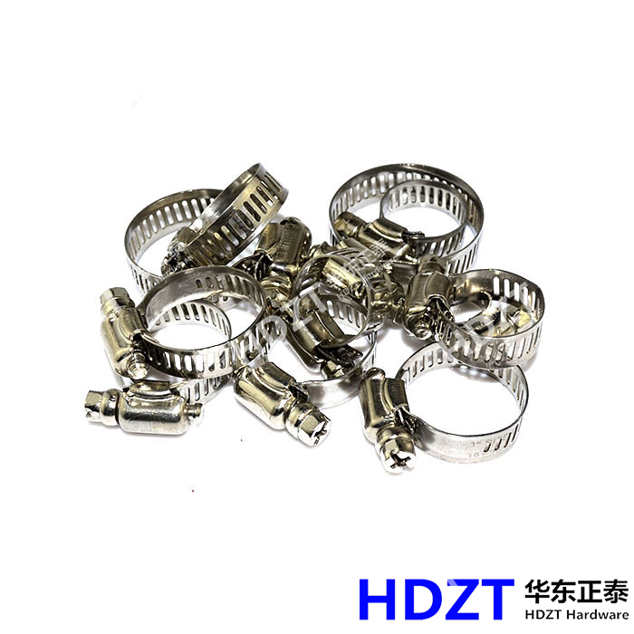 Special stainless steel wire hoop strength hose clamps pipe clamps pipe clamp card hoop tube stuck pipe hoop hoop clamp hose clamp hose clamp