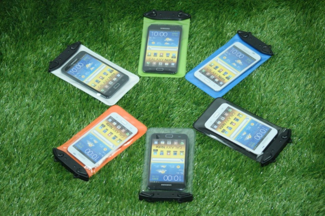 Special than music samsung s4 note2 3 5 inch large screen mobile phone waterproof bag waterproof cover diving sets t-11