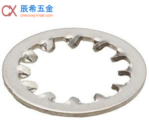 Specials 304 stainless steel internal tooth/skid pads/slip washer/internal tooth washer [m3 -M16]