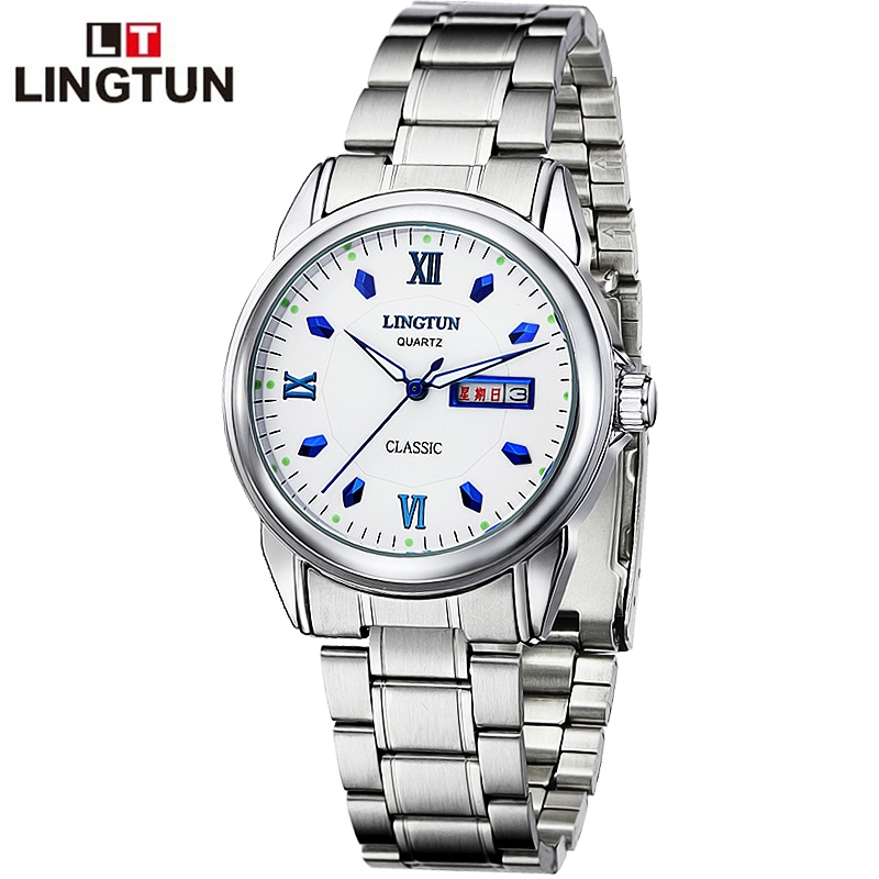 Spirit dolphin luminous watches multifunction watches men's fashion trends for men automatic quartz watch date week