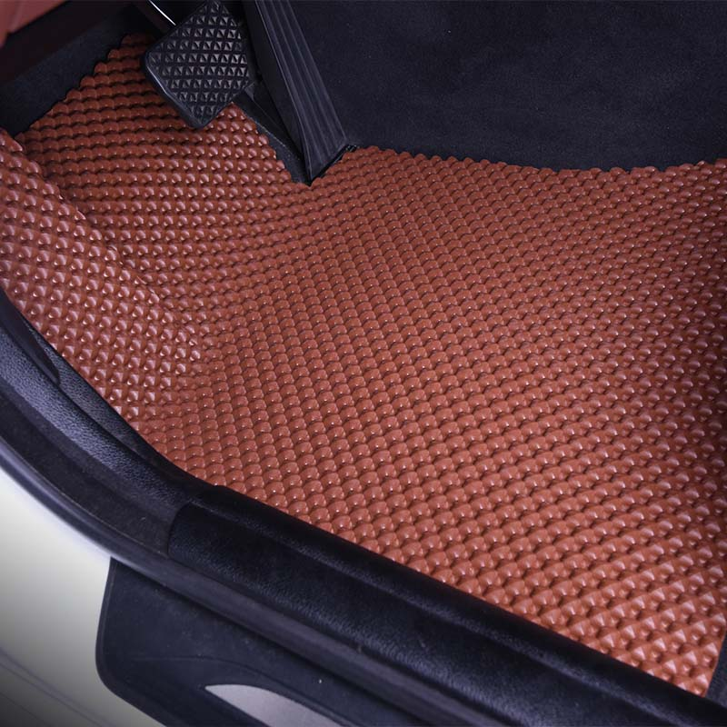 Spiritual point of special rubber mats car mats citroen sega c4l c5 elysee triumph