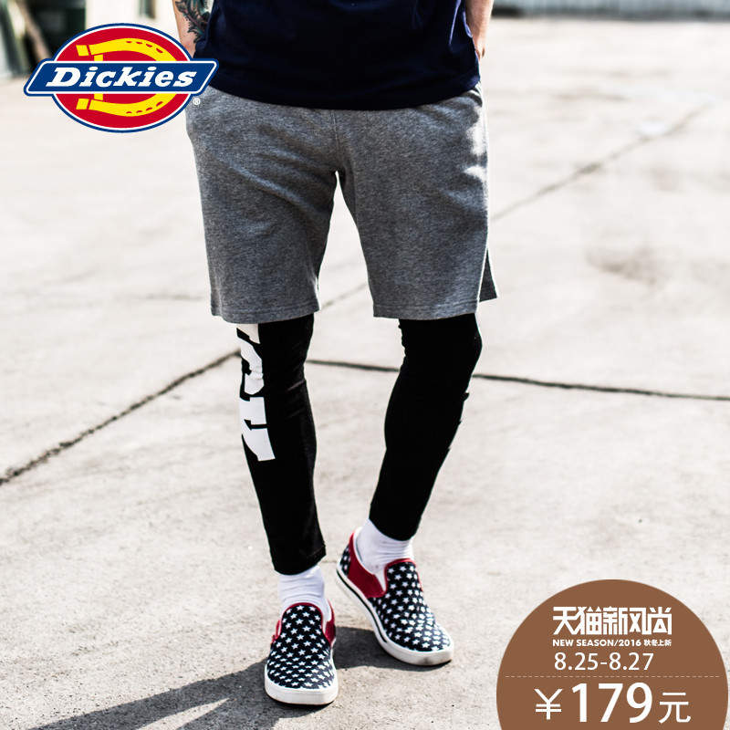 [Sport] dickies men's running shorts shorts casual pants five pants summer thin section 141M30EC05