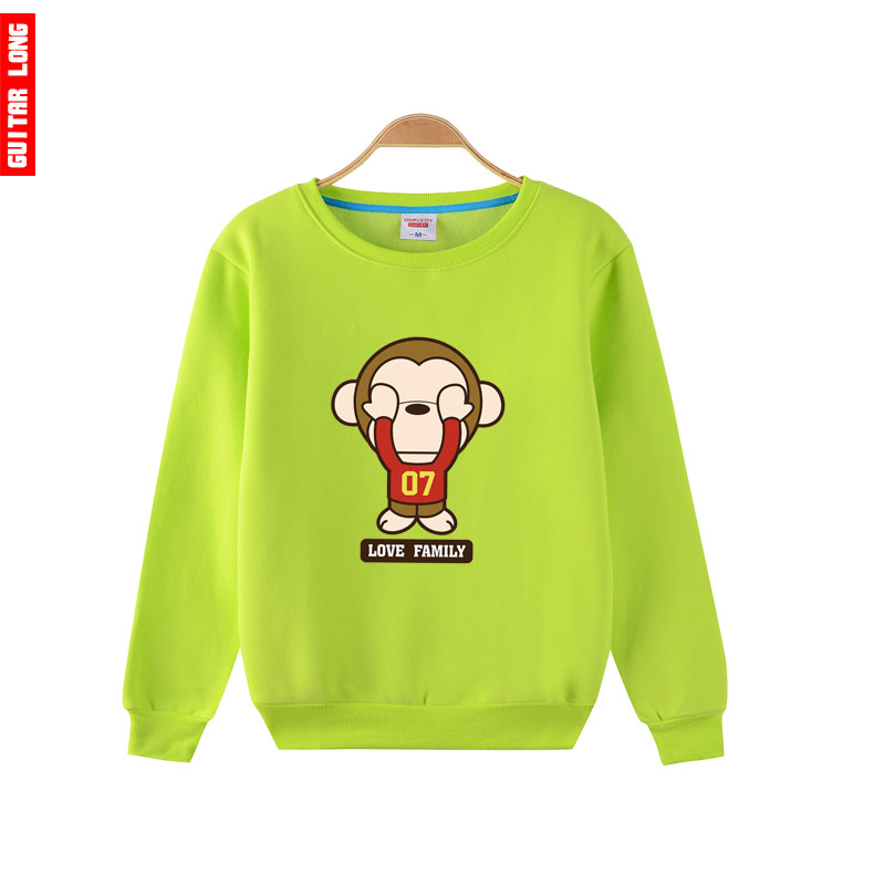 Spring and autumn baby boy sweater 2016 new children's clothing big virgin korean children autumn girls long sleeve coat