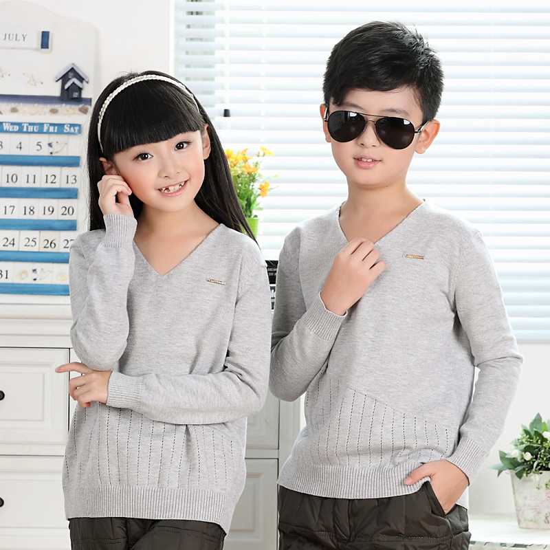 a8e4ae310687 China Girls Pullover Sweater