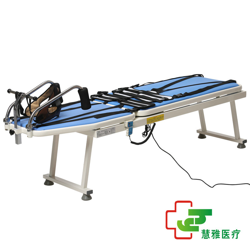 State aid cervical and lumbar spinal traction traction bed medical electric traction bed multifunctional E07-1 can home