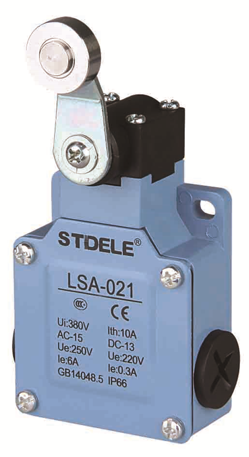 Stdele brand lsa-021 limit switch limit switch metal shell