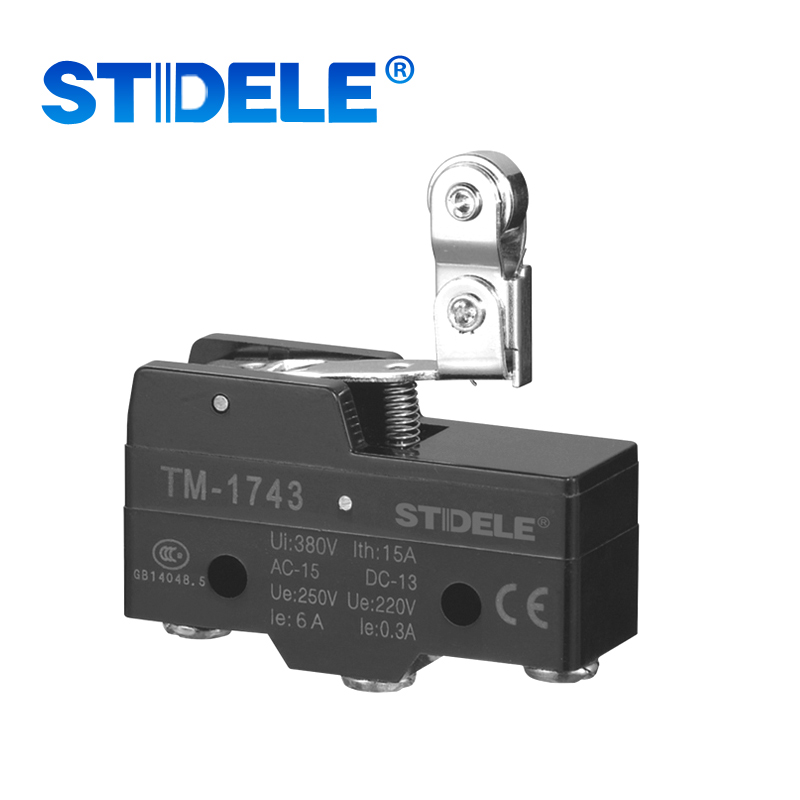 Stdele brand micro switch cm-1743 TM-1743 jog/limit/limit switch