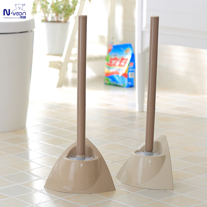 Subband toilet seat cover toilet toilet brush toilet suite toilet brush toilet toilet toilet brush soft bristle brush to clean the detachable