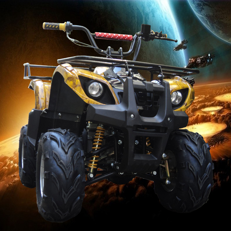 Sunkist colt four young bulls atv motocross 110-125cc shaft drive can be changed authentic free shipping