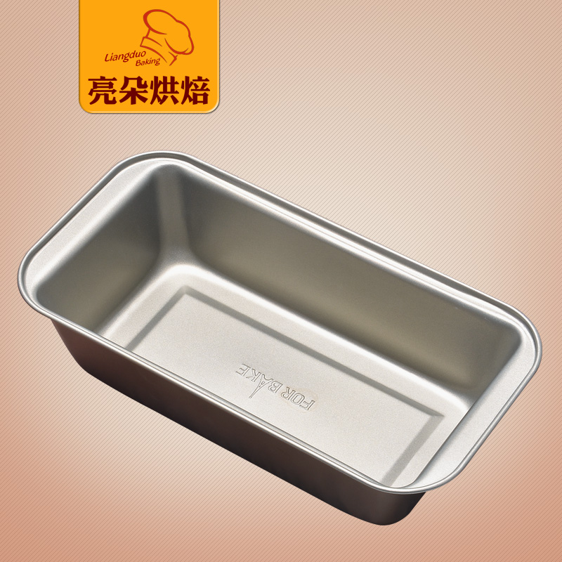 Sunny rectangular baking mold cheese cake mold nonstick mold toast toast bread mold box