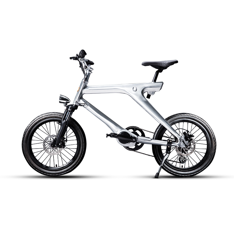 Super wyatt slope line version of the electric bicycle lithium battery electric bicycle double disc aluminum alloy intelligent power 36 v