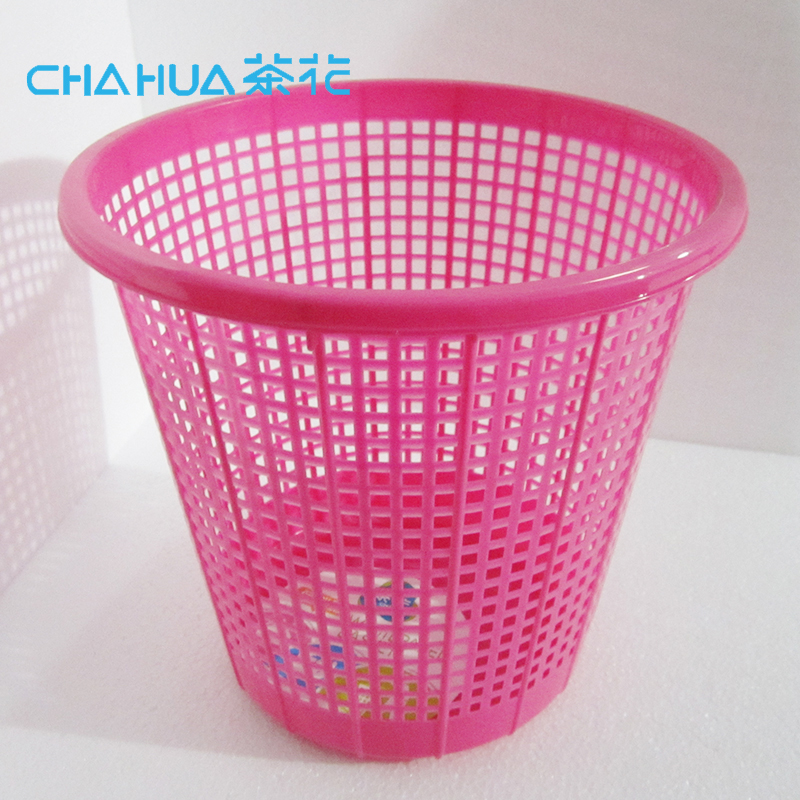 [Supermarket] lynx 1227 camellia plastic debris bucket trash barrel cleaning barrels health barrels wastebasket