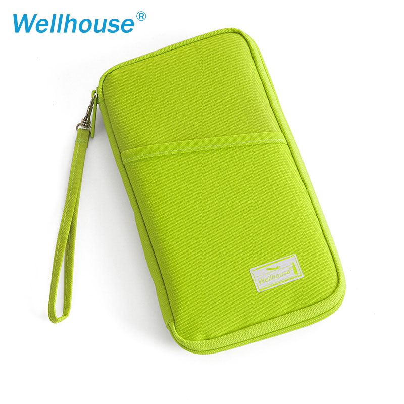 Supplies abroad passport multifunction document package ticket package travel bag travel wallet card package ticket package protective sleeve