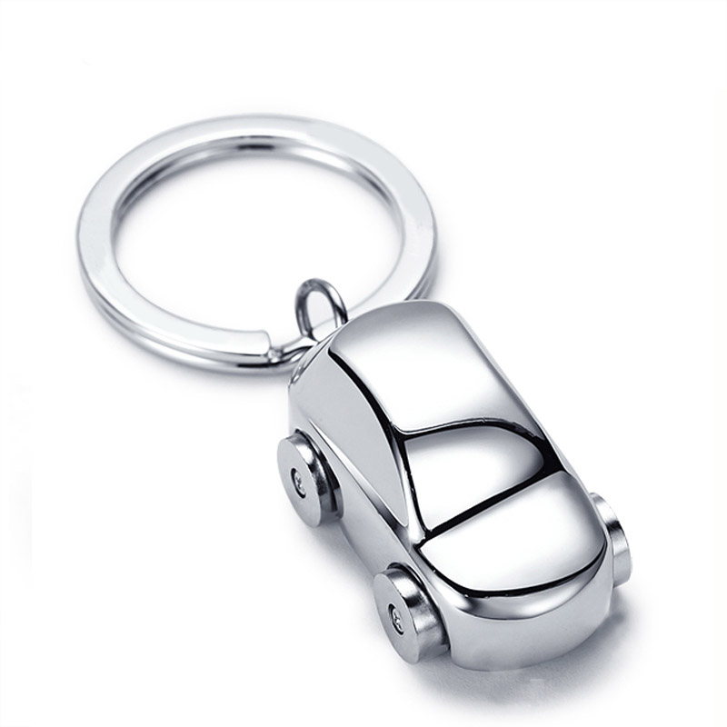Suv car keychain mini simulation buggy rally souvenir without lights car custom car hanging