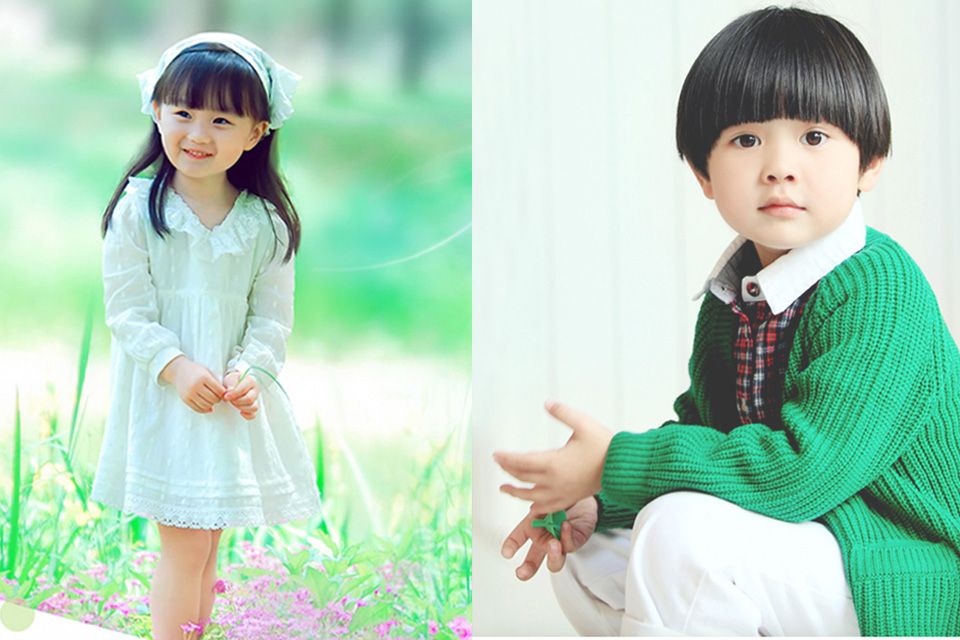 [Suzhou wedding photography] dragon stone road into children's photography baby photo