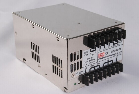 Switching power supply led switching power supply 24 v output switching power supply sp-500-24v 20a