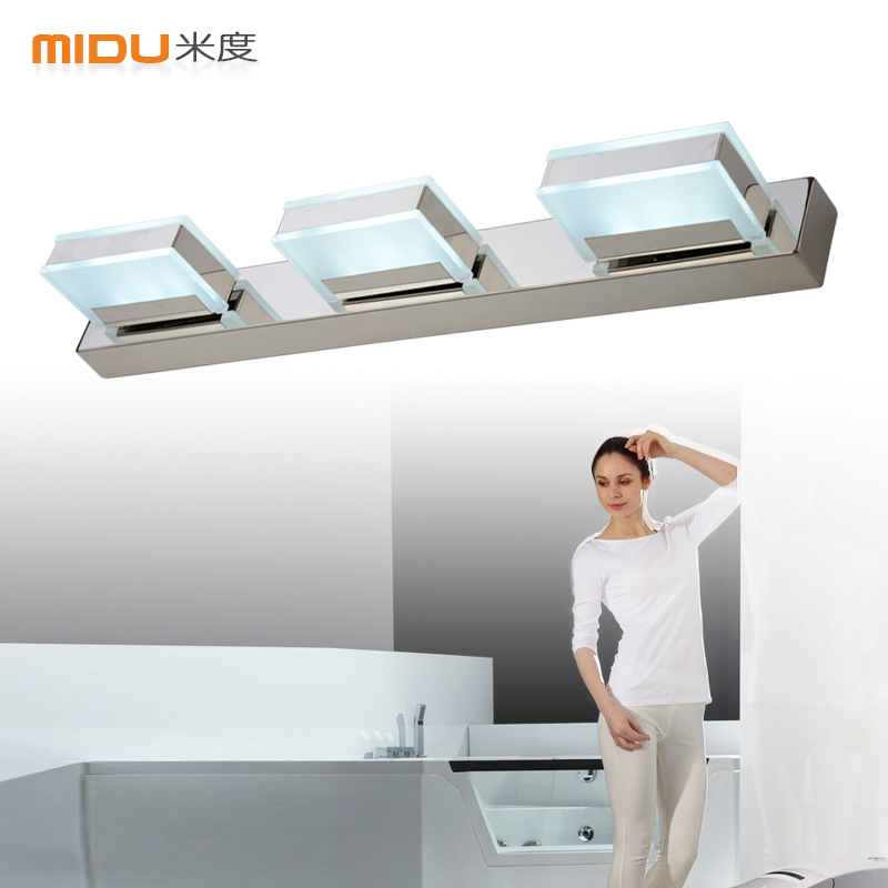 T mido led mirror front lamps bathroom wall lamp mirror front lamps modern minimalist bathroom mirror light mirror lamp wall lamp