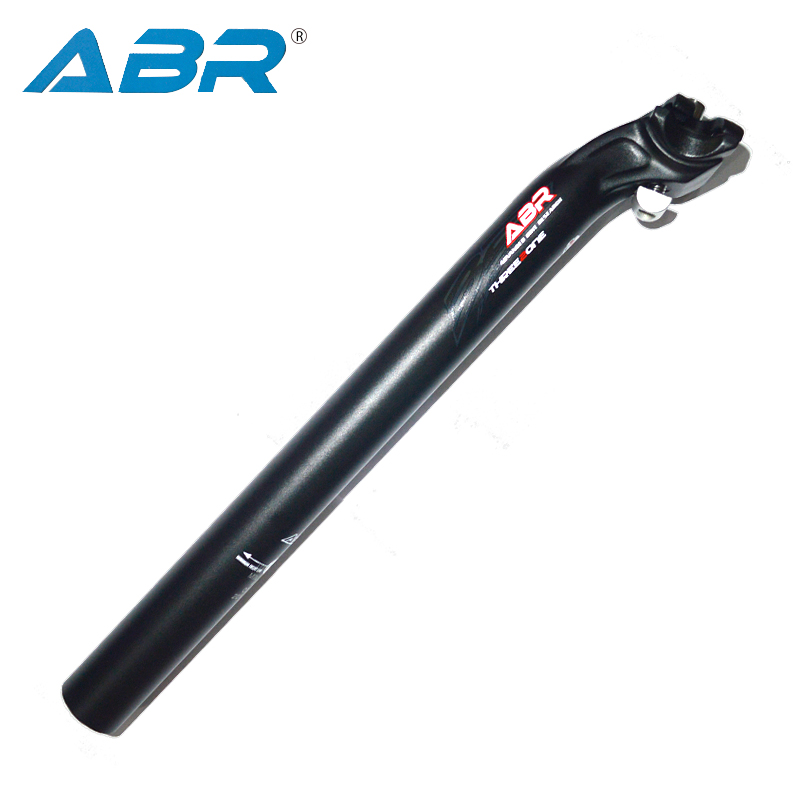 Taiwan abr mountain bike bicycle seat tube seat tube light riding aluminum seatpost seatpost 30.8*350