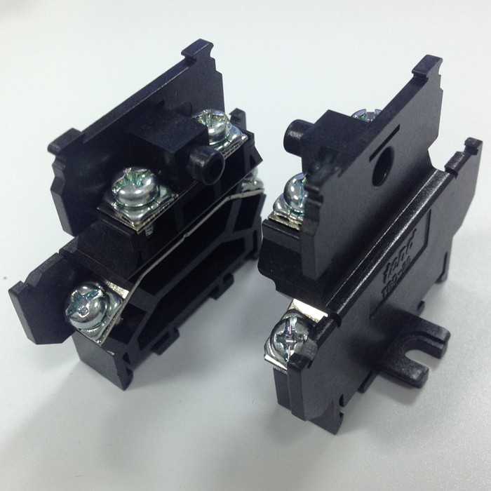 Taiwan days tend terminal terminal block tbd-10a double terminal block rail mounting