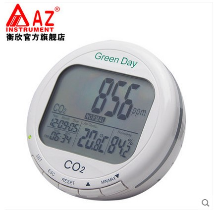 Taiwan heng xin az7788, air az7787 carbon dioxide concentration detection, with temperature and humidity genuine special