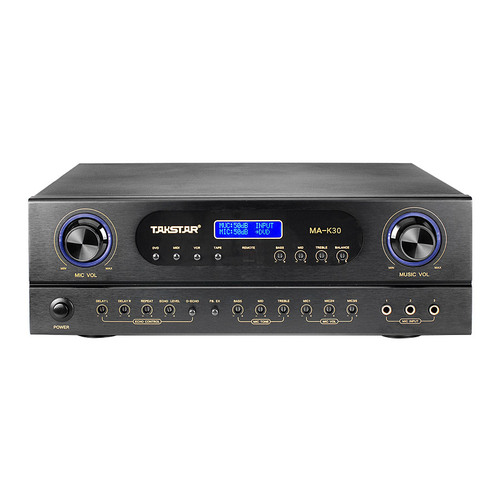 Takstar/victory MA-K30 professional performances ktv card package amp amplifier fever amplifier engineering branch sound