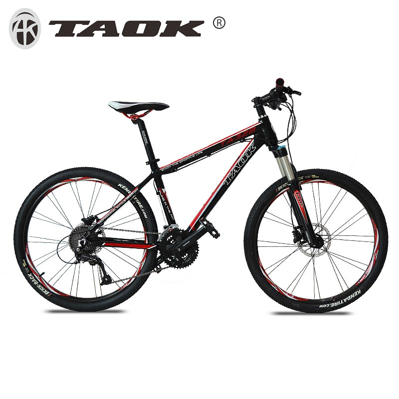 Taok tinto grams 26 inch disc 27 speed shimano m370 gearbox fork can be locked mountain bike vehicle