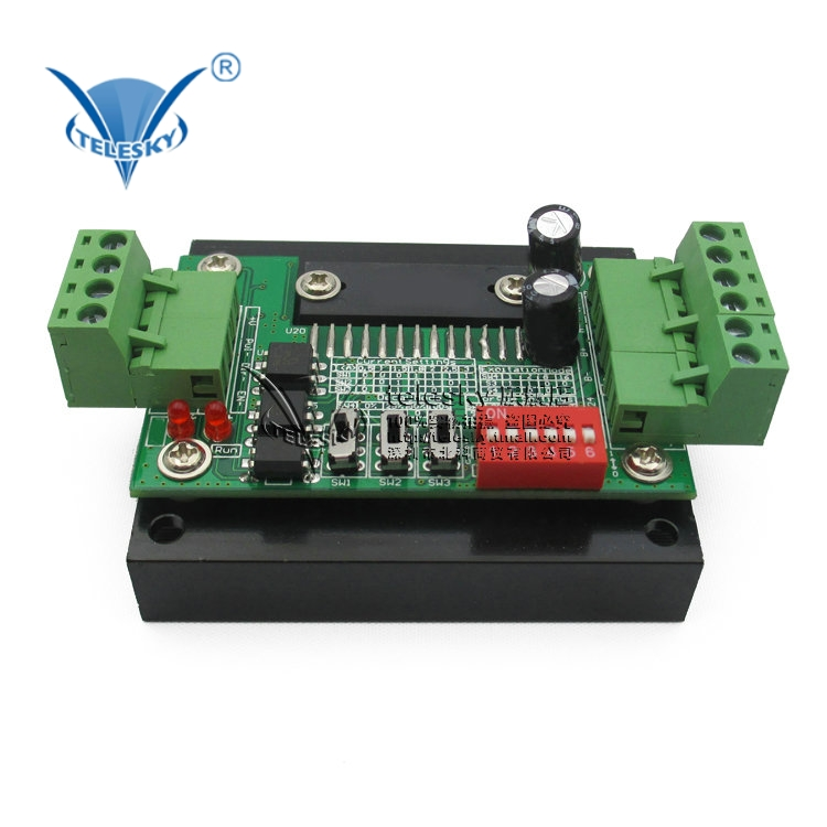 Tb65603a stepper motor drive engraving machine drive single axis controller 10 files current