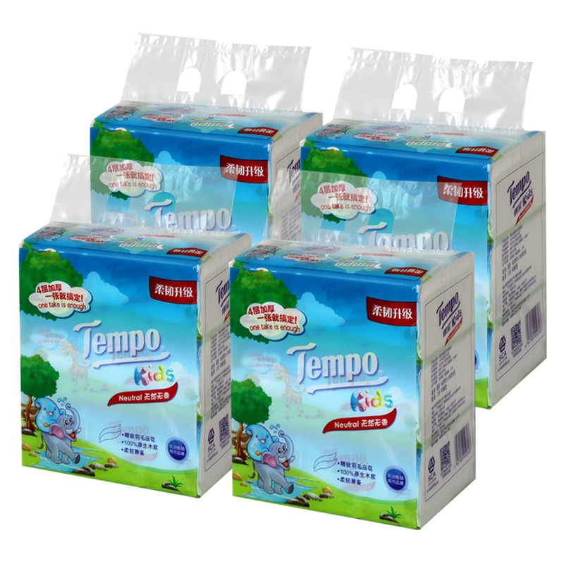 Tempo/depot tissue pumping pumping natural tasteless children 90 pumping x3 x4 mention packing shipping