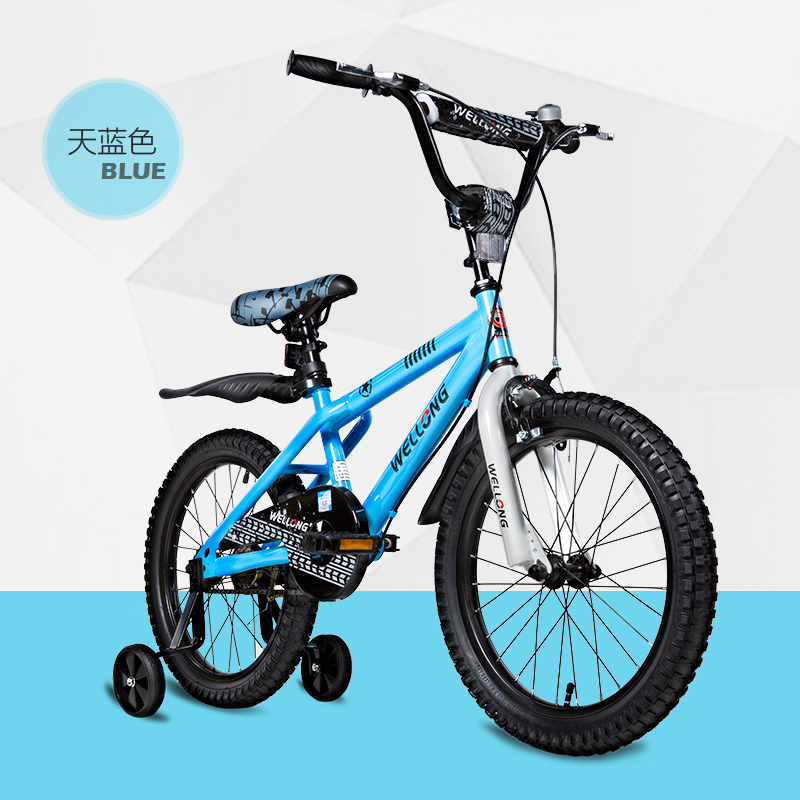 Ten thousand children's bicycles 3-6-8-10-12 aged men and women stroller 12/14/16/18/20 inch male child bike