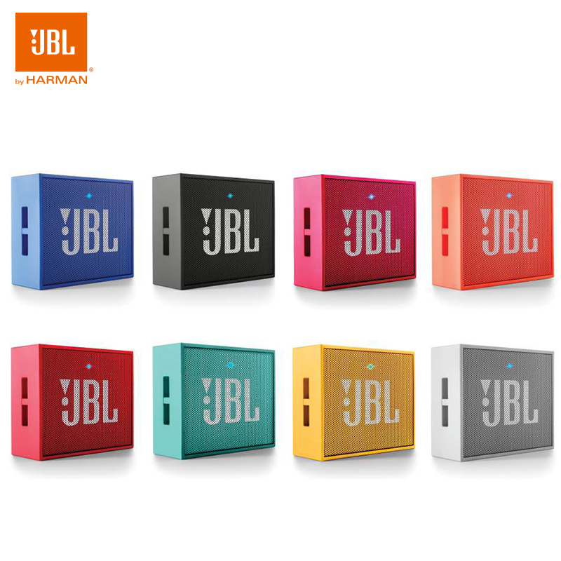 The bric'dream' jbl go music cartoon car stereo bluetooth mini speaker mini portable outdoor wireless call free shipping