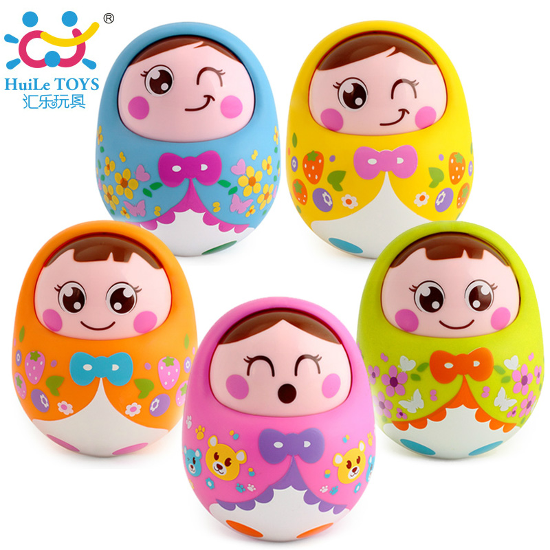 The department of music tumbler baby toys infant baby early childhood educational toys 3-6-9-12 months tabaci Years of age