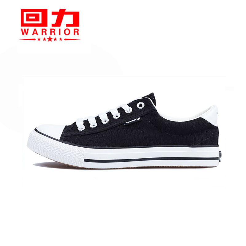 The influx of people warrior/warrior warrior shoes authentic canvas shoes couple men's shoes canvas shoes wxy-45a