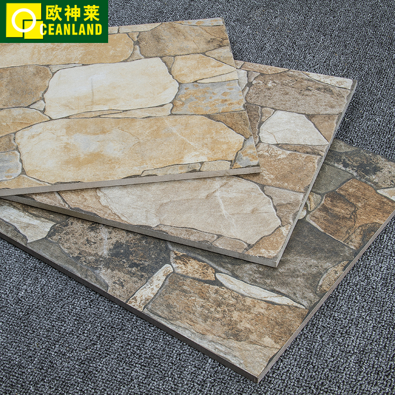 Get Quotations · The New 300*600 Cultural Stone Wall Slip Resistant Outdoor  Patio Garden Terrace Balcony Wall