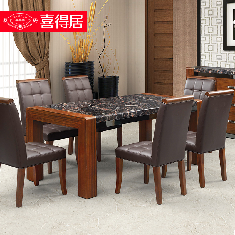 Buy The New Chinese Modern Minimalist Apartment Size Furniture Marble Dining Tables And Chairs Combination Restaurant Dining Table Dinner Table Child In Cheap Price On Alibaba Com