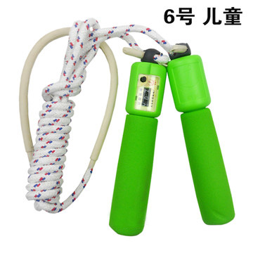The new counting rope skipping rope skipping adult children of students skipping rope skipping exercise mysports 6-260