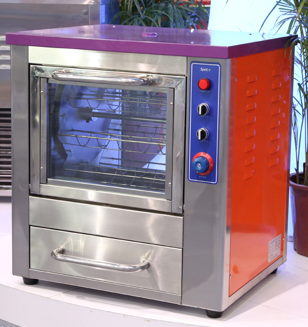 The new double electric oven baked sweet potatoes roasted sweet potato machine machine sweet potatoes oven roasted corn machine corn furnace commercial