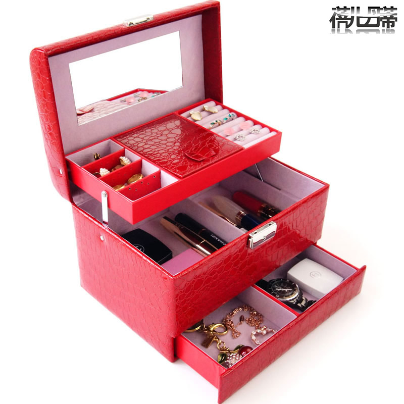 Get Quotations · The new jewelry box semi-automatic multilayer bangle bracelet necklace earrings jewelry storage box birthday  sc 1 st  Shopping Guide - Alibaba & China Bangle Box China Bangle Box Shopping Guide at Alibaba.com