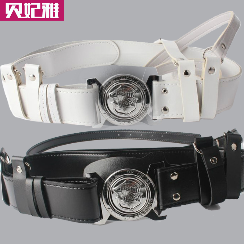 The new security belt security belt security belt security uniforms accessories armed with security service accessories
