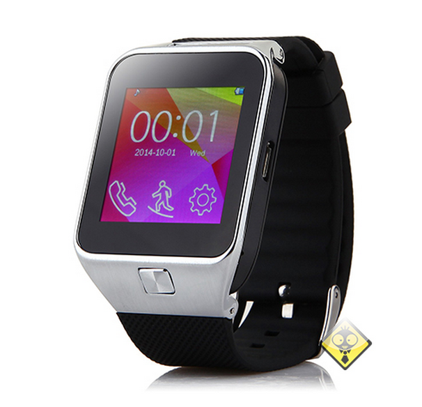 The new smart watch android smart card can be wearable watch phone bluetooth smart watch bracelet male and female models
