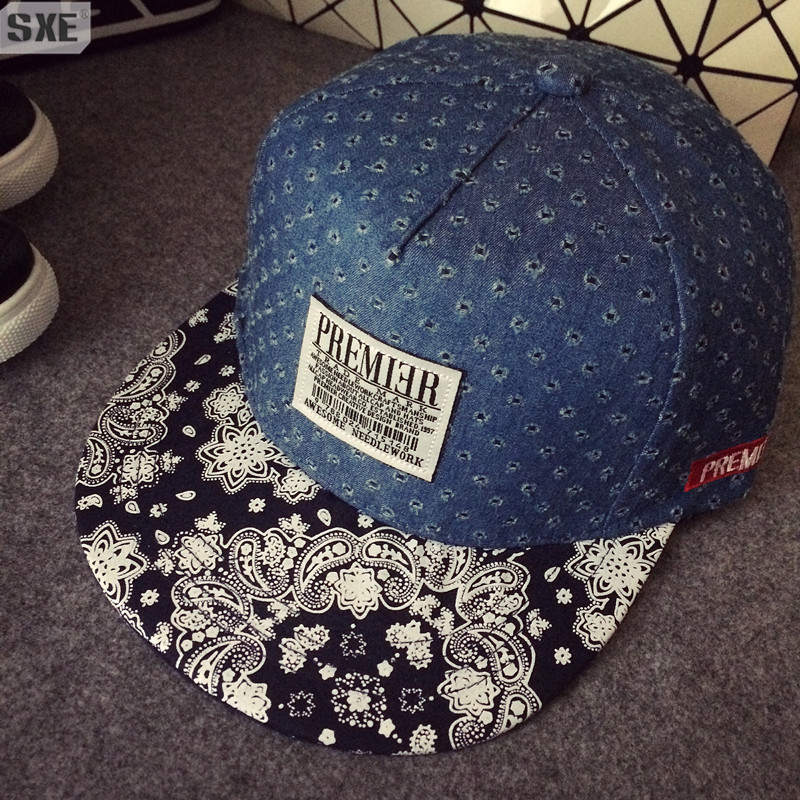 ea37451716 Get Quotations · The new summer hats for men and women pre mesh patch cashew  flowers korean couple flat