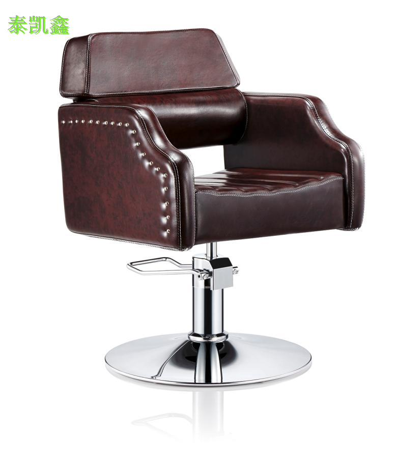 The new wholesale factory direct upscale salon chair barber chair salon chair barber chair swivel chair lift