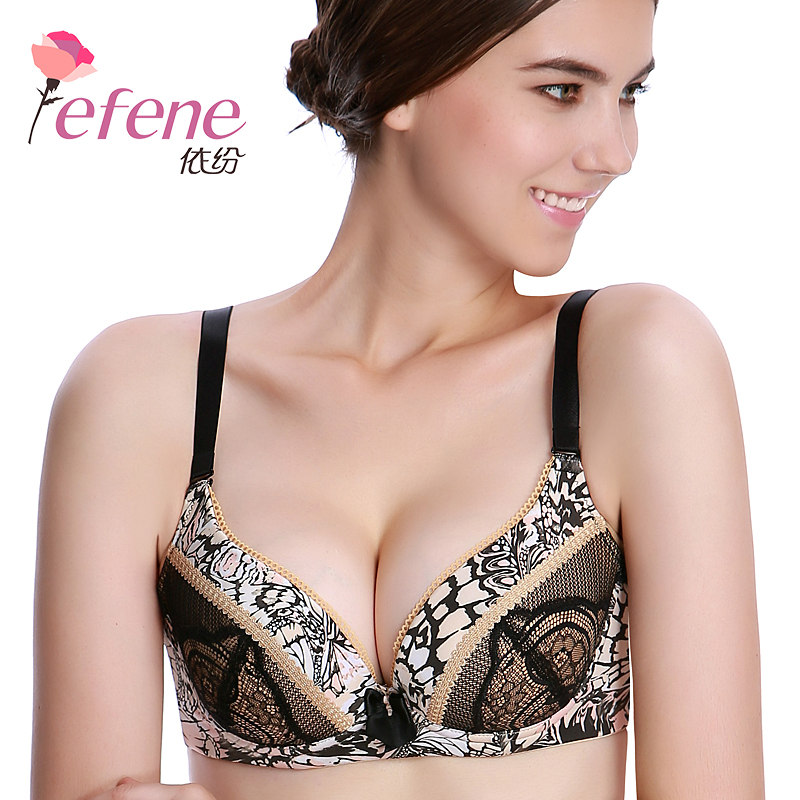 e77571fd19 Get Quotations · The philippines and vietnam ms. sexy thin section gather  comfortable adjustable bra large size lingerie