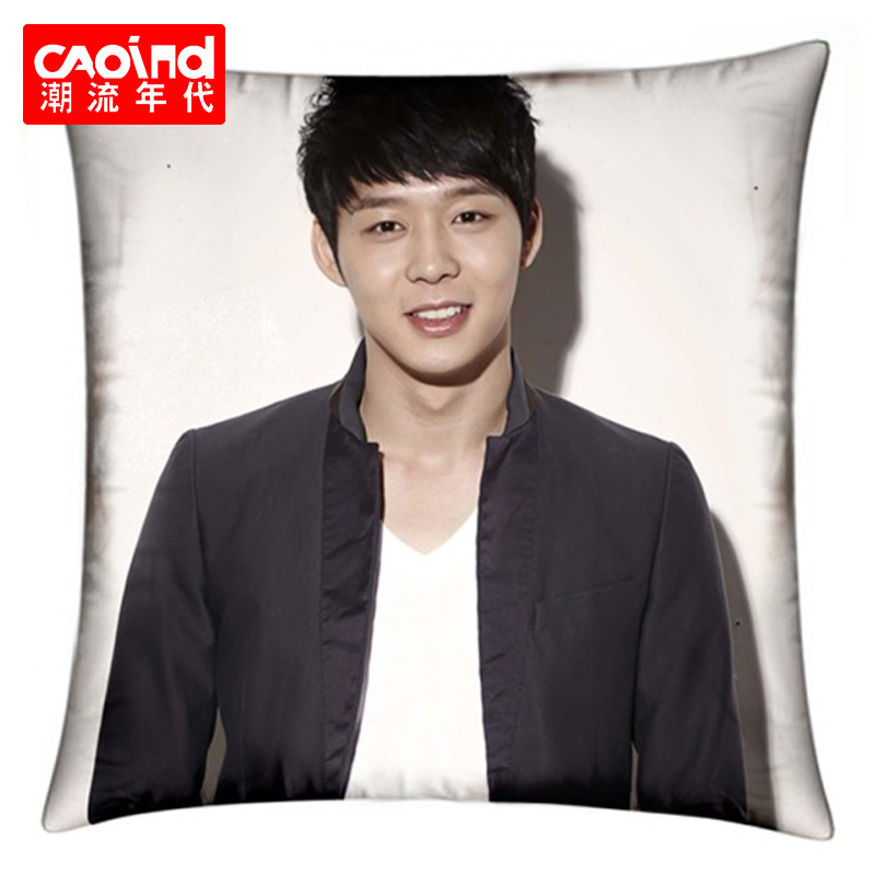 The trend of the times star idol han star television drama stills custom made pillow cartoon christmas new year's day gift
