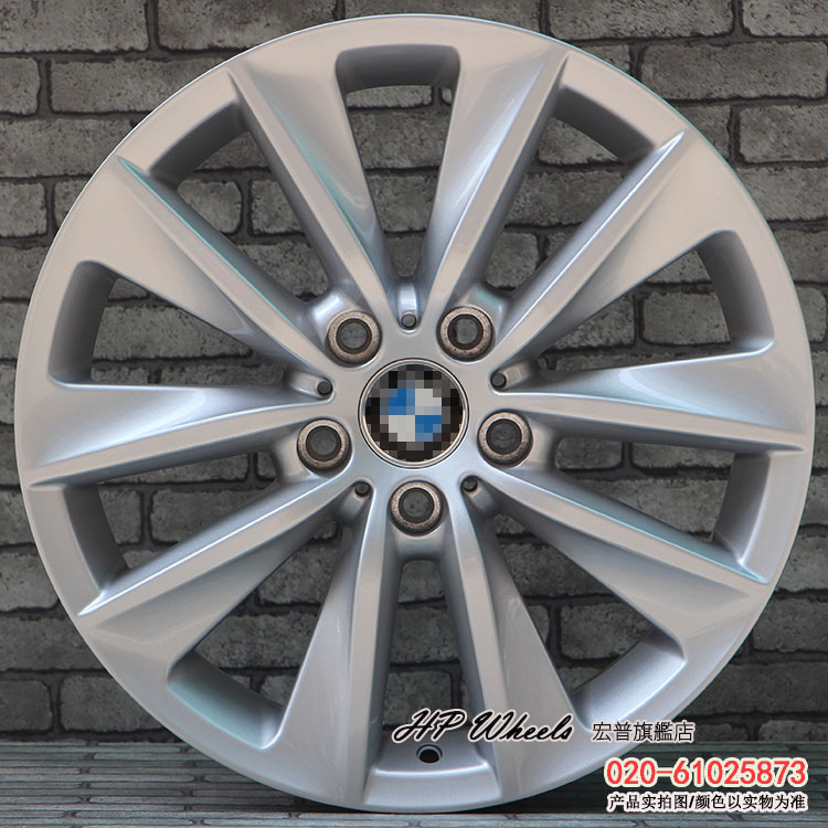 Thecus applies to 18 inch wheels bmw bmw x3 series original style of an upgraded version of the aluminum alloy wheels tire bell